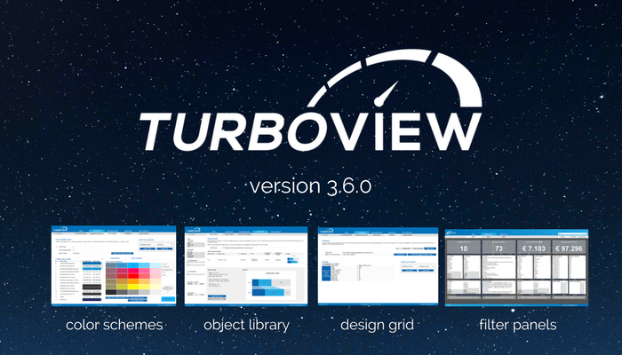 TurboView version 3.6.0 released